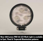 SoundOff LED Work Lights
