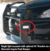 SoundOff Signal Predator II Suface Mount Single LED Light