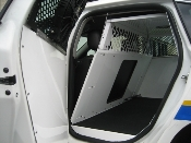 Havis K-9 Transport System Insert for Chevy Impala 2006-2010