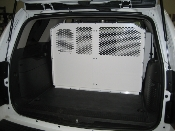 Havis K-9 Transport System Insert for Chevy Yukon Tahoe 4 door 2007-2010
