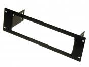 "1-Piece Equipment Mounting Bracket, 2.5"" Mounting Space"